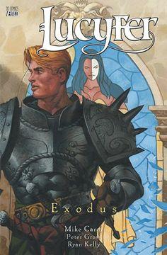 Lucyfer - Lucyfer, tom 7 - Exodus Imago.com.pl komiksy nowe używane komiksy polskie zagraniczne sklep z komiksami