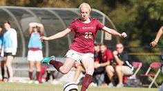Many thanks to espnW for this remarkable read about #Elon women's soccer star Nicole Dennion and her battle against cancer. It's well worth your time and there's no doubt Nicole appreciates your support. We'll see you back on the field soon, Colie!