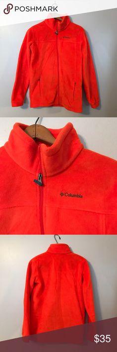 COLUMBIA kid's jacket! NWOT kid's COLUMBIA jacket! Never worn orange jacket! Columbia Jackets & Coats