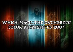 Which Magic The Gathering Color Represents You? Take the quiz to find out! Magic The Gathering, Quizzes, Science Fiction, How To Find Out, Fantasy, Memes, Color, Art, Sci Fi