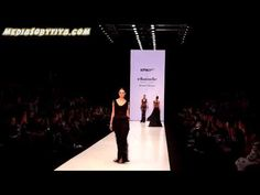 CHAUDE by KHAFIZ KHAN  на Mercedes Benz Fashion Week Russia осень   зима...