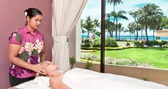 Get a massage at Bedarra Beach Inn in Fiji!