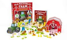 Groupon - Old MacDonald Book and Create It Set in [missing {{location}} value]. Groupon deal price: $7.99