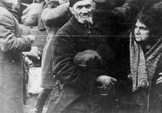 Lodz, Poland, Deportation from the ghetto.