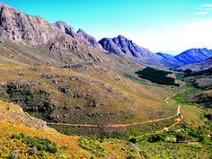 towards algeria - (near Citrusdal) Marloth Park, Cape, Southern, Africa, Memories, Mountains, Nature, Travel, Beautiful