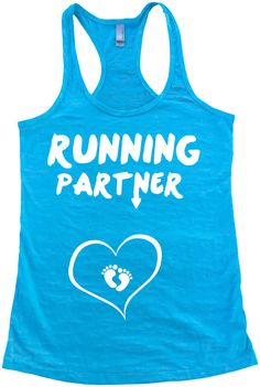 Please read the full Description before ordering!    All orders are made to order and this tank will take about 2-4  BUSINESS days for us to print and make your shipping package after that time will sent out your tanks     These tanks are Athletic Fit  if you are not sure about size , we recommend size up, if you like a little lose fit also order a size up please      RUNNING PARTNER  Burnout Racerback Athletic Fit Tank Top,    A Super Soft And Lightweight 3.7 oz. Pre-shrunk 65% polyester…