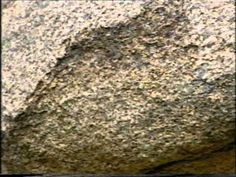 Modelado granítico.