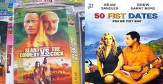The 50 Funniest Bootleg DVD's Of All Time (GALLERY)