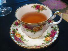 Something Else to Eat: The Real High Tea Challenge: Tea transformed