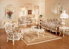 French Living Room Set - Prabhakarreddy.com -