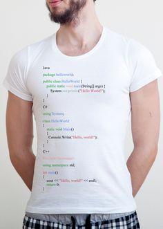 Nerdy Tshirt IT Tshirt Programmer Tshirt Boyfriend TShirt Funny T-Shirts Mens Clothing Mens Tshirts Mens T Shirts Boyfriend Gift (20.00 USD) by TalkyWear