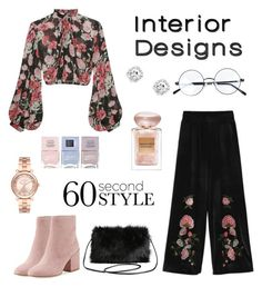 """""""Designing great outfits is the 1st step."""" by mississippimsu ❤ liked on Polyvore featuring Jill Stuart, Torrid, Giorgio Armani, Sam Edelman, Michael Kors, Nails Inc., jobinterview and 60secondstyle"""