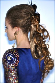 Hairstyle for Margaery Tyrell, Chanel
