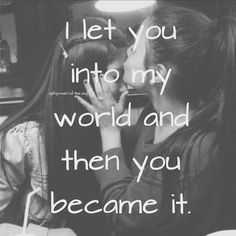 Your my life now dest, your my world and all i want <3-NEV