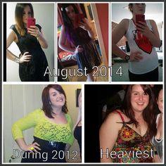 Courtney Inspiring 72 Pound Weight Loss Transformation INTERVIEW http://muscletransform.com/courtney-inspiring-72-pound-weight-loss-transformation/