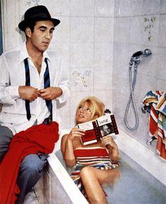 Contempt, Jean Luc Godard