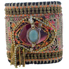 Cosmic eye Cuff Bracelet | de petra