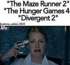 Divergent Niezgodna The Hunger Games Igrzyska Śmierci The Maze Runner Więzień…