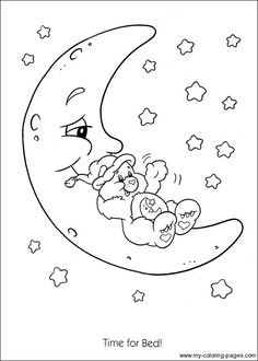 Care Bears Coloring-065