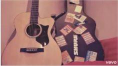 This is Nina Nesbitt's guitar.