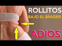 Reto Para Eliminar Gorditos de ESPALDA | #BODYBYGIA - YouTube