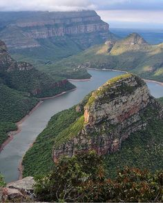 One of the best views in South Africa! #blyderivercanyon By: @chelkent #foreversouthafrica