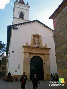 La Veracruz-Bogota,Colombia Punto de referencia en el Centro de la Capital del Pais #turisTIC