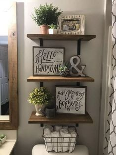 If You Read Nothing Else Today, Read This Report On Rustic Bathroom Diy Idea. - If You Read Nothing Else Today, Read This Report On Rustic Bathroom Diy Ideas Farmhouse Decor 2 - Decor Room, Diy Home Decor, Kids Decor, Bathroom Design Small, Bathroom Ideas, Bathroom Remodeling, Bathroom Organization, Bathroom Designs, Bathroom Storage