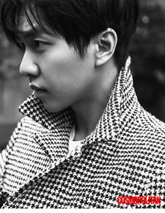 Lee Seung Gi - Cosmopolitan Magazine November Issue '15 Asian Actors, Korean Actors, The King 2 Hearts, Shin Min Ah, Tres Belle Photo, In The Air Tonight, Interview, Lee Seung Gi, Korean Babies