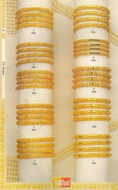 Ali Baba Selani Gold and diamond suppliers Dubai. Gold Bangles Design, Gold Jewellery Design, 1 Gram Gold Jewellery, Gold Jewelry Simple, Beaded Jewelry Designs, Gold Bangle Bracelet, Gold Accessories, Ali Baba, Pakistani Dresses