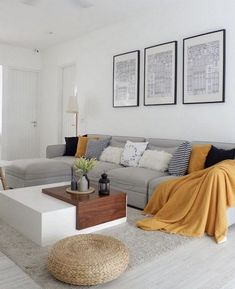 Fantastic small living room designs are offered on our web pages. Have a look and you wont be sorry you did. Boho Living Room, Cozy Living Rooms, Living Room Lighting, Apartment Living, Home And Living, Living Room Decor, Small Living, Modern Living, Minimalist Living