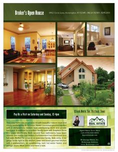 Lakeshore Design  Real Estate Flyer Sample WwwZipyourflyerCom