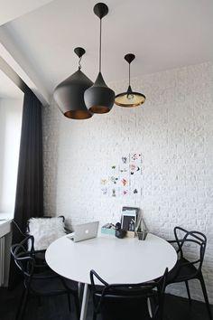 Скандинавская квартира 123 м² на Ленинском – Идем в гости