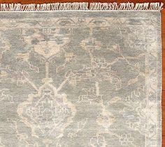 Rug for Living Room: Adelaide Persian-Style Rug #potterybarn