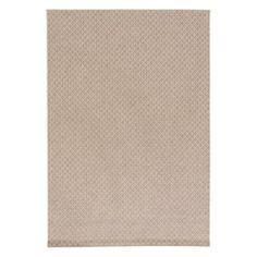 Indoor-outdoor Geometric Pattern Neutral/ White Polypropylene Area Rug (8' x 10')