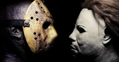 Jason Vs Michael, Michael Myers, Classic Sci Fi, Classic Horror Movies, Halloween Horror, Halloween 2018, Halloween Movies, Sci Fi Films, Recent Movies