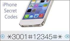 Useful iPhone iOS Hidden Secret Codes