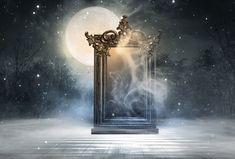 Baghiras kosmischer Wochenblick: Astrologische Prognose 30.11. - 06.12. - Wunder gibt es immer wieder Dark Fantasy, Magic Mirror, Dark Forest, Fantasy Landscape, Neon Lighting, Enchanted, Darth Vader, Stock Photos, Glass