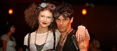 LO #STEAMPUNK TRA #MODA, #MUSICA E #FILM.  #fashion