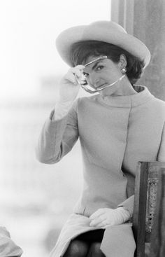 Jackie: A Legacy of Style - March 12, 1962 from #InStyle