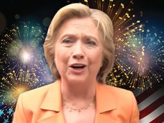 HA!!-Hillary Clinton will NOT light up the sky over NYC if she wins the Presidency, her campaign is calling off a planned fireworks show, TMZ has learned.