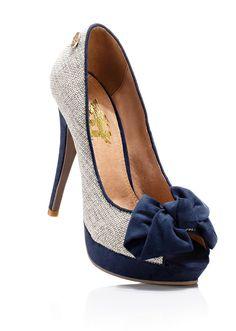 #high_heels with a #bonprix