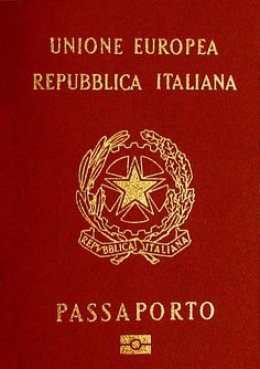 Italian passport for the European Union, Italy Visa Information, Passport Online, Divorce Papers, Certificates Online, Marriage Certificate, Passport Cover, Citizenship, Ielts, How To Apply