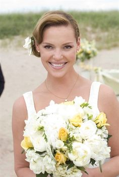 Pin For Later The Ultimate Movie And TV Weddings Gallery 27 Dresses Always Bridesmaid Never Bride Is Mantra Jane Katherine Heigl