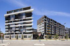 Turner | Projects Studio, Interior Architecture, Facade, Condo, Multi Story Building, Urban, Projects, Architecture Interior Design, Log Projects