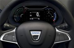 Dacia Spring: 100% electric car with 44hp and 280km of autonomy |Electric Cars|Electric Hunter Honda Logo, Electric Cars, Vehicles, Cars, Vehicle