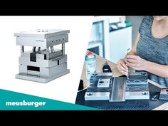 Meusburger technical tip – FB sliding core moulds Mould Design, Science And Technology, Core, Youtube, Youtubers, Youtube Movies