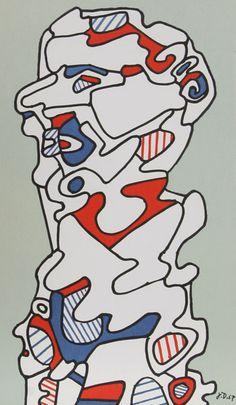 Jean dubuffet, art brut