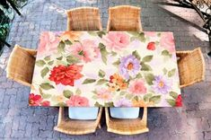 Table Decals – Provence