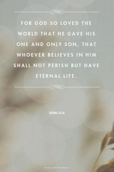 @RealBenCarson http://www.sdahymnal.net/ For God so loved the world that he gave his one and only Son, that whoever believes in him shall not perish but have eternal life. John 3:16. Amen! www.reachavillage.org